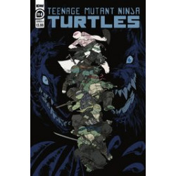 TMNT ONGOING 114 CVR A SOPHIE CAMPBELL