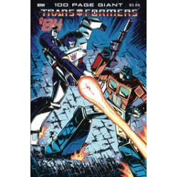 TRANSFORMERS 84 LEGENDS RUMORS 100-PAGE GIANT