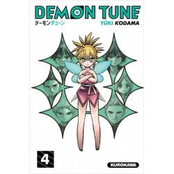 DEMON TUNE - TOME 4