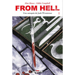 FROM HELL T01 - EDITION COULEUR