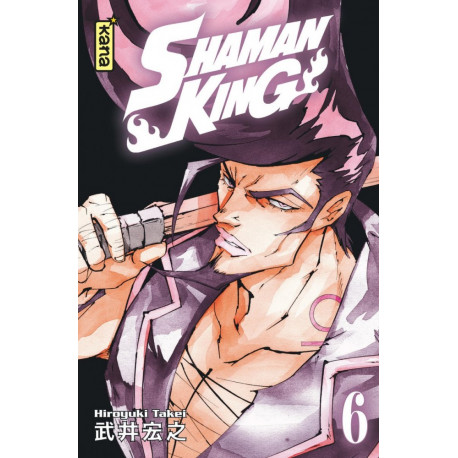 SHAMAN KING STAR EDITION - TOME 6