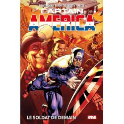 CAPTAIN AMERICA T02 : LE SOLDAT DE DEMAIN
