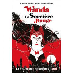 WANDA - LA SORCIERE ROUGE : LA ROUTE DES SORCIERES