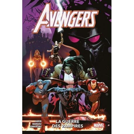 AVENGERS T03 : LA GUERRE DES VAMPIRES