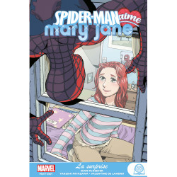 SPIDER-MAN AIME MARY JANE T02