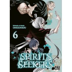 SPIRIT SEEKERS - SPIRITS SEEKERS T06