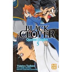BLACK CLOVER - QUARTET KNIGHTS T05