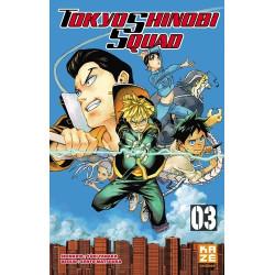 TOKYO SHINOBI SQUAD T03