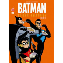 BATMAN GOTHAM AVENTURES - TOME 3