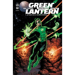 HAL JORDAN : GREEN LANTERN TOME 3, TOME 3