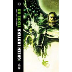 GREEN LANTERN TERRE-UN - TOME 2