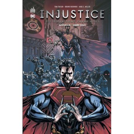 INJUSTICE INTEGRALE - T02 - INJUSTICE INTEGRALE ANNEE DEUX