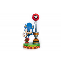 SONIC THE HEDGEHOG STATUETTE PVC 28 CM