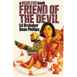 FRIEND OF THE DEVIL HC BOOK 2 A RECKLESS BOOK