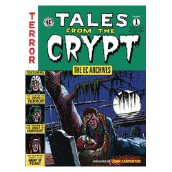 EC ARCHIVES TALES FROM CRYPT TP VOL 1