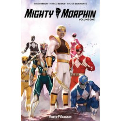 MIGHTY MORPHIN TP VOL 1