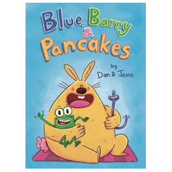 BLUE BARRY PANCAKES GN VOL 1