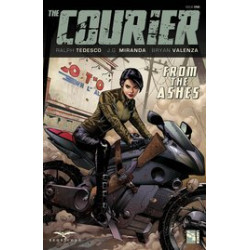 COURIER TP VOL 1 THROUGH THE ASHES