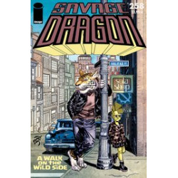 SAVAGE DRAGON VOL 258 CVR A LARSEN