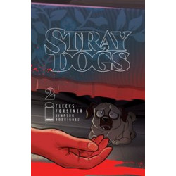STRAY DOGS 2 CVR A FORSTNER FLEECS