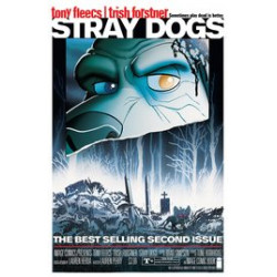 STRAY DOGS 2 CVR B HORROR MOVIE VAR FORSTNER FLEECS