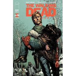 WALKING DEAD DLX 10 CVR A FINCH MCCAIG