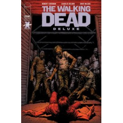 WALKING DEAD DLX 11 CVR A FINCH MCCAIG