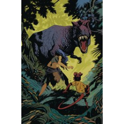 YOUNG HELLBOY THE HIDDEN LAND 2 CVR A SMITH