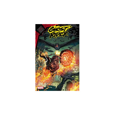 KING IN BLACK GHOST RIDER 1