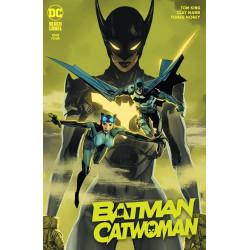 BATMAN CATWOMAN 4 OF 12 CVR A CLAY MANN MR