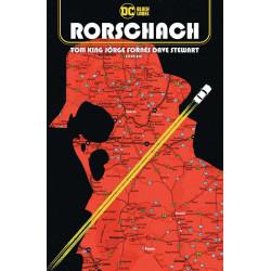 RORSCHACH 6 OF 12 CVR A JORGE FORNES MR
