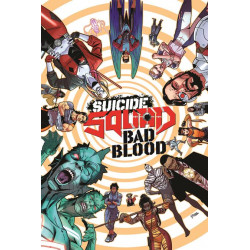 SUICIDE SQUAD BAD BLOOD HC