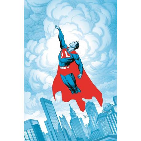 SUPERMAN RED BLUE 1 OF 6 CVR A GARY FRANK