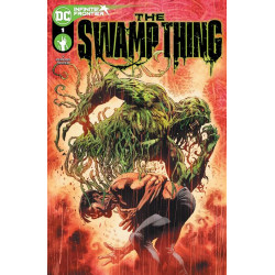 SWAMP THING 1 OF 10 CVR A MIKE PERKINS