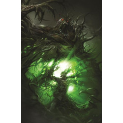 SWAMP THING 1 OF 10 CVR B FRANCESCO MATTINA VAR