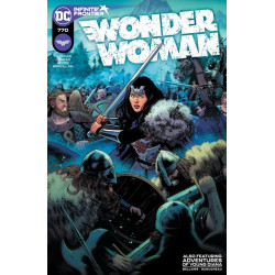 WONDER WOMAN 770 CVR A TRAVIS MOORE