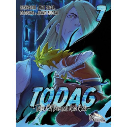 TODAG - TALES OF DEMONS AND GODS T07