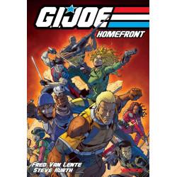 T01 - G.I. JOE HOMEFRONT - VOLUME 1