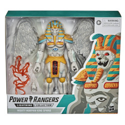 MIGHTY MORPHIN KING SPHINX COLLECTION MONSTERS 2021 WAVE 1 FIGURINE 20 CM