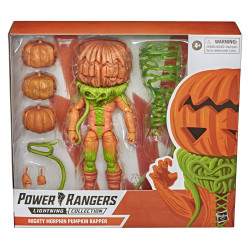 MIGHTY MORPHIN PUMPKIN RAPPER COLLECTION MONSTERS 2021 WAVE 1 FIGURINE 20 CM