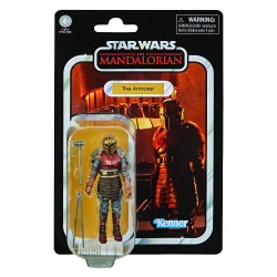 THE ARMORER STAR WARS THE VINTAGE COLLECTION ACTION FIGURE 10 CM