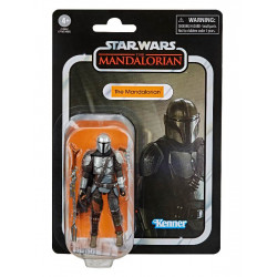 THE MANDALORIAN STAR WARS THE VINTAGE COLLECTION ACTION FIGURE 10 CM
