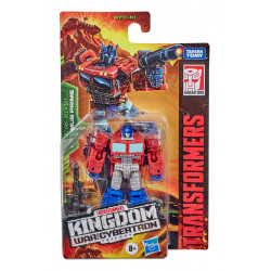 OPTIMUS PRIME TRANSFORMERS GENERATIONS WAR FOR CYBERTRON: KINGDOM CORE CLASS 2021 WAVE 1 FIG 9 CM
