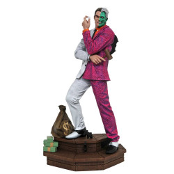 TWO-FACE DC COMIC GALLERY STATUE 30 CM