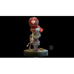 PENNYWISE ÇA : CHAPITRE 2 Q-FIG FIGURINE
