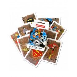 RETRO SUPERHEROES DC COMICS PLAYING CARDS