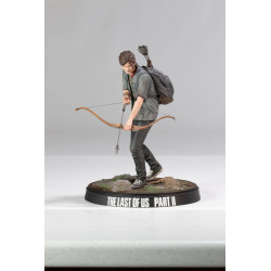 ELLIE WITH BOW THE LAST OF US PART II STATUETTE PVC 20 CM