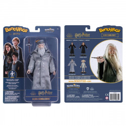 ALBUS DUMBLEDORE HARRY POTTER FIGURINE FLEXIBLE BENDYFIGS 19 CM