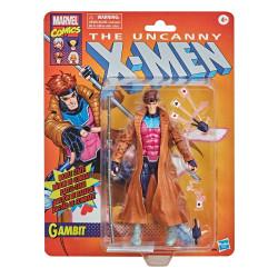 THE UNCANNY X-MEN MARVEL RETRO COLLECTION FIGURINE GAMBIT