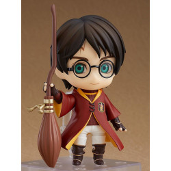 HARRY POTTER FIGURINE NENDOROID HARRY POTTER QUIDDITCH VER. 10 CM